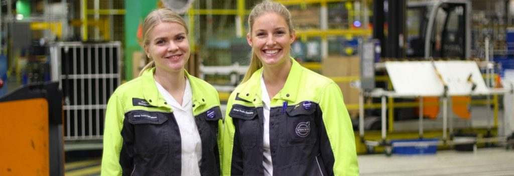 Volvo Group Operations Graduate Program 2019