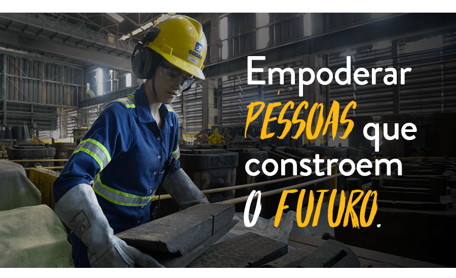 programa de trainee g.makers gerdau