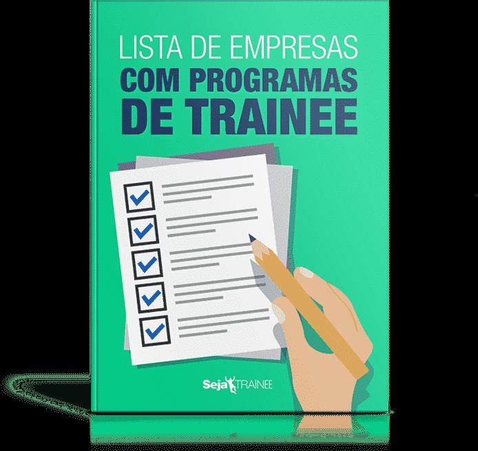 Lista de Empresas com Programa Trainee