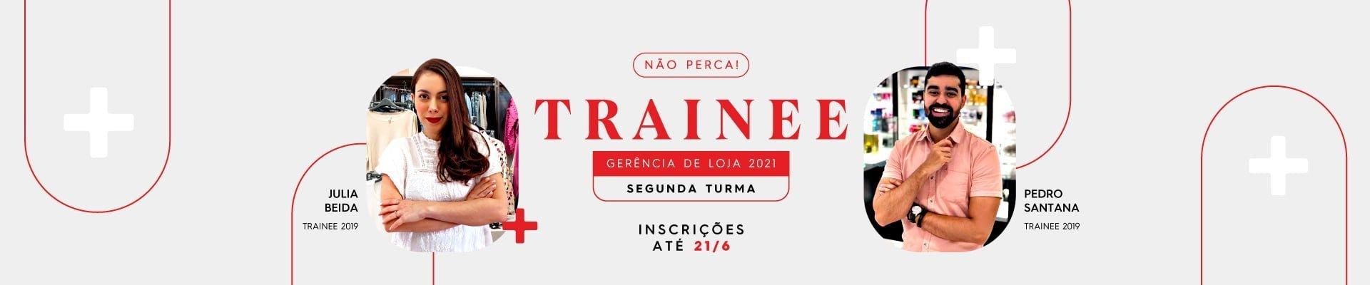Trainee Renner Gerência de Loja.