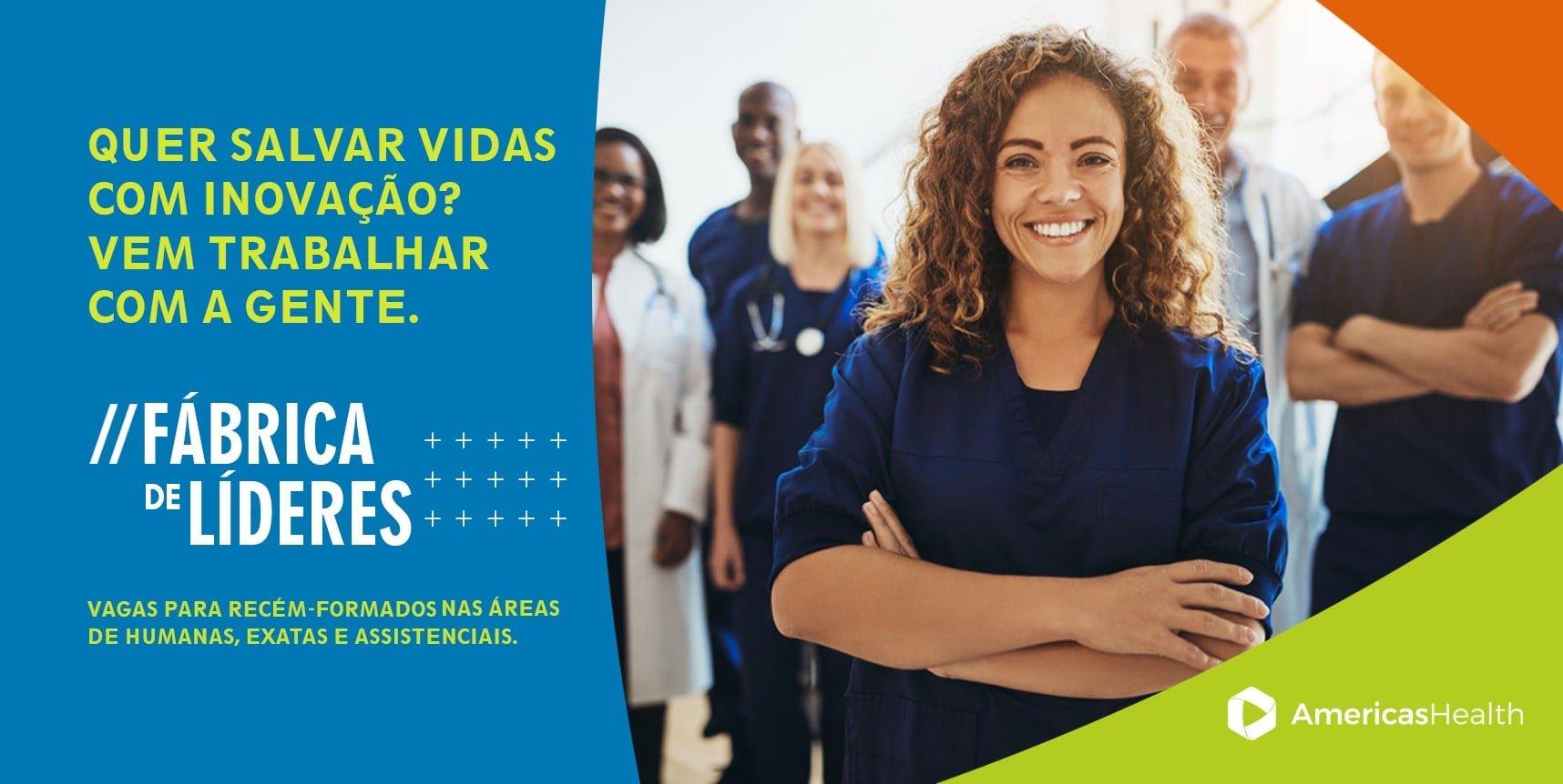 O Programa de Trainee Assistência Americas Health busca profissionais motivados para o desafio de salvar vidas.
