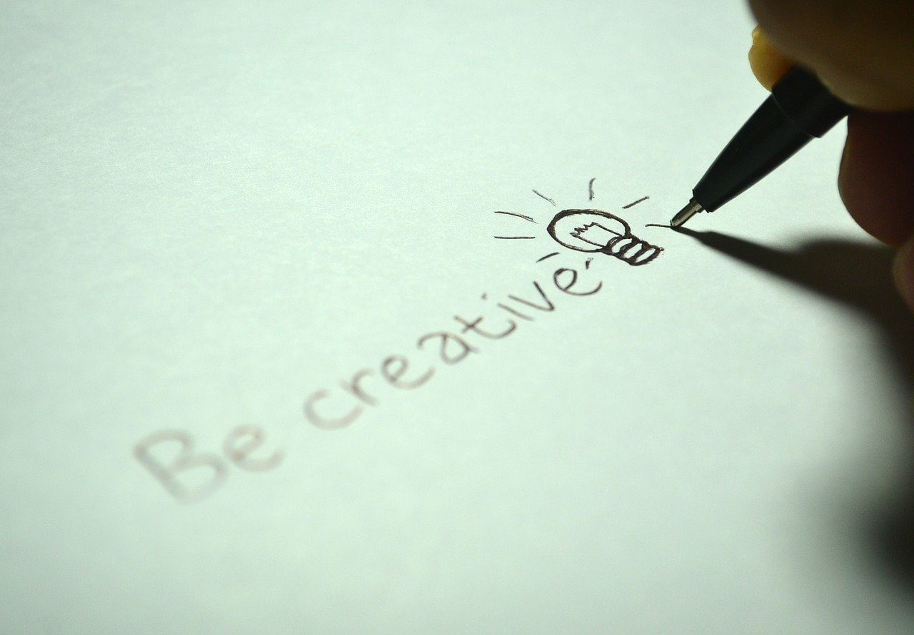 Criatividade e inovação são características dos modelos de negócio das startups.
