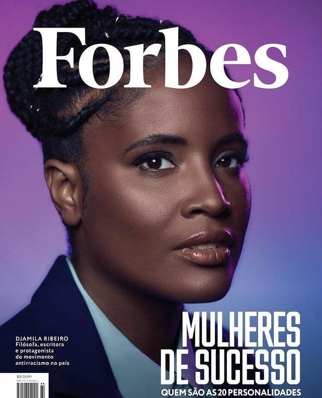 Forbes lista 20 mulheres de sucesso das mais diversas áreas em 2021.