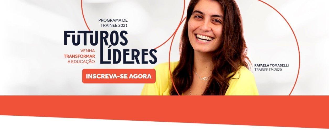 Programa de Trainee Futuros Líderes Arco Educação.